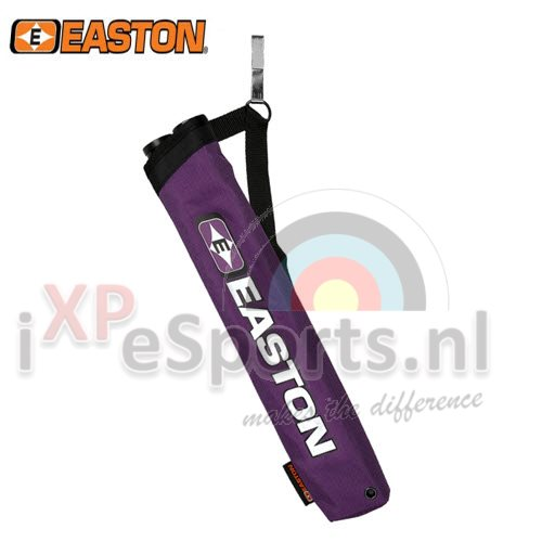 Easton Deluxe Hip Quiver Teal Right Hand